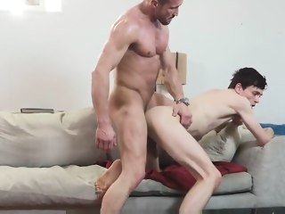 familydick FamilyDick - Muscle stepdad seduced for allowance money muscle