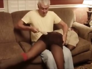black Black Twink Spanked in Tighty Whities twink