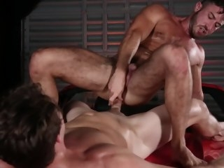paul Paul Canon & Grant Ryan in Revved Up Part 2 - MenNetwork canon