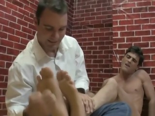 domination Domination foot worship and tickling foot