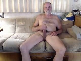 64 64 year old still jerks his hard cock, yep yhat's me! year