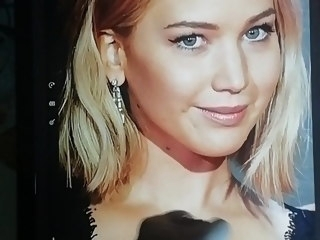 jennifer Jennifer Lawrence cumtribute 6 lawrence