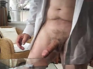 dicked Big dicked dad wanking 009 dad