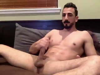 dick Long Dick Guy Is Desperate For His Cum guy