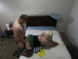 part Part 1 - White CD Sissy Schoolgirl Fucked By Athletic Top cd