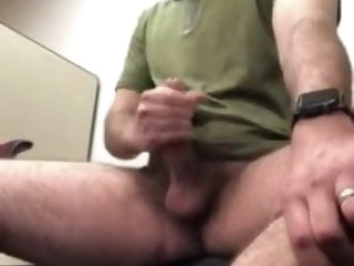 str8 STR8 CUB JERKS OFF IN IS OFFICE cub
