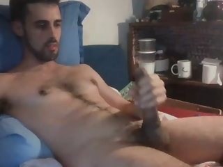 cock Big Cock Guy Explodes After Long Edging guy