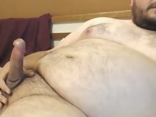 chubby Chubby bear very big cumshot bear