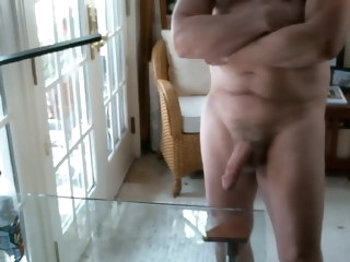dicked Big dicked dad wanking 013 dad