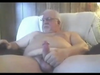 jerking daddy