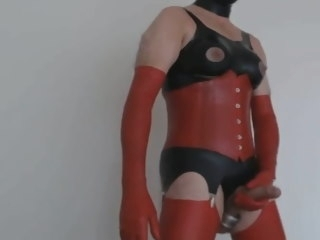 rubber Rubber Latex Lingerie latex