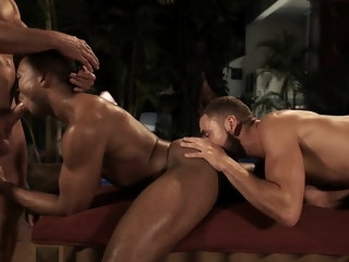 resort Resort Buddy Threesome buddy