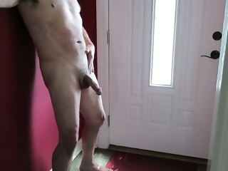 mature Mature male stroking for you! male