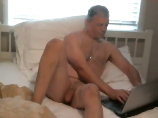 dicked Big dicked dad wanking 011 dad
