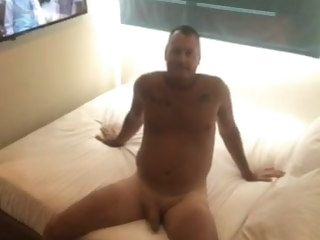 naked Naked in hotel hotel